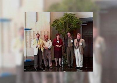 Mediterranean Group August 2001
